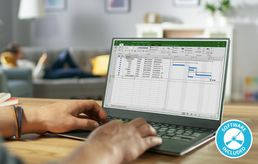 The Complete Project Manager with Microsoft Project 2019